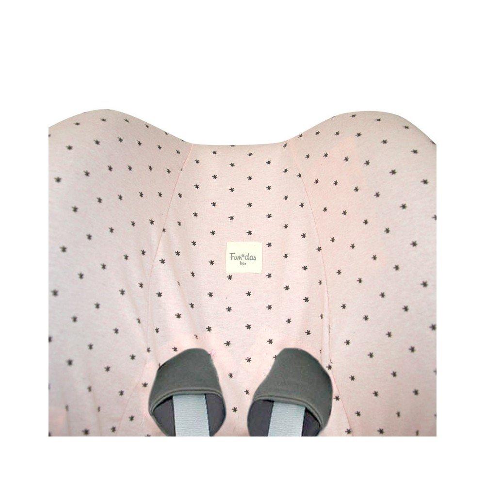 F33//4003/_u Fundas BCN /® Copri Seggiolino/Auto Gruppo 0 B/éb/é Confort Pebble /® Ice Cream