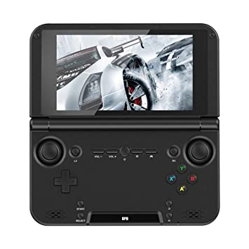 ACHICOO 5 Inch Handheld Game Console GPD XD Plus Game Player Gamepad EU Plug