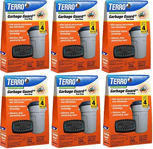 Terro T800 Garbage Guard Kills Insects And Prevents New Infestations Black Buy Online In Faroe Islands At Desertcart