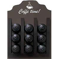 Porta-Cápsula Dolce Gusto Coffee Time Kapos Betume 23X30