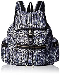 LeSportsac Essential 3 Zip Voyager bag