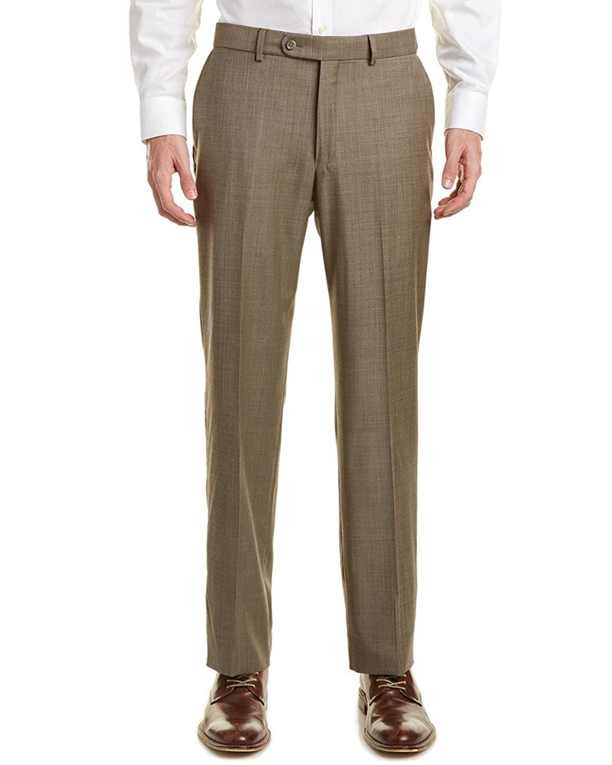 6 East Mens 6 East Park Avenue Wool Pant