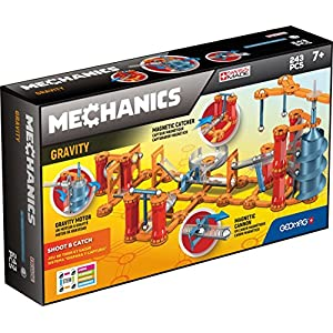 Geomag 774 Gravity Shoot Catch 243 Pcs