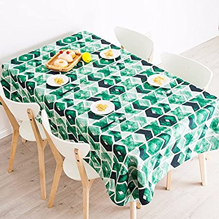 85 * 85 cm verde geométrico moderno escandinavo ins Instagram ...