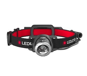 Ledlenser(レッドレンザー)LEDヘッドライトH8R防災/作業用【明るさ約600ルーメン】【最長7年保証】充電式[日本正規品]500853の画像