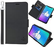 DefenderShield Compatible iPhone 11 EMF Radiation Protection Case - Detachable Magnetic Anti Radiation Shield & RFID Blocker Wallet Case w/Wrist Strap