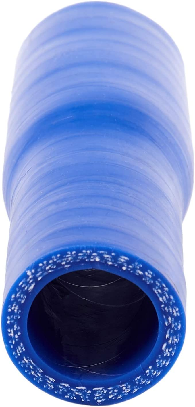 R SODIAL Straight Reducer Silicone Hose Turbo Intercooler Radiator Boost Coolant Pipe Inside Diameters:19mm-28mm,Blue