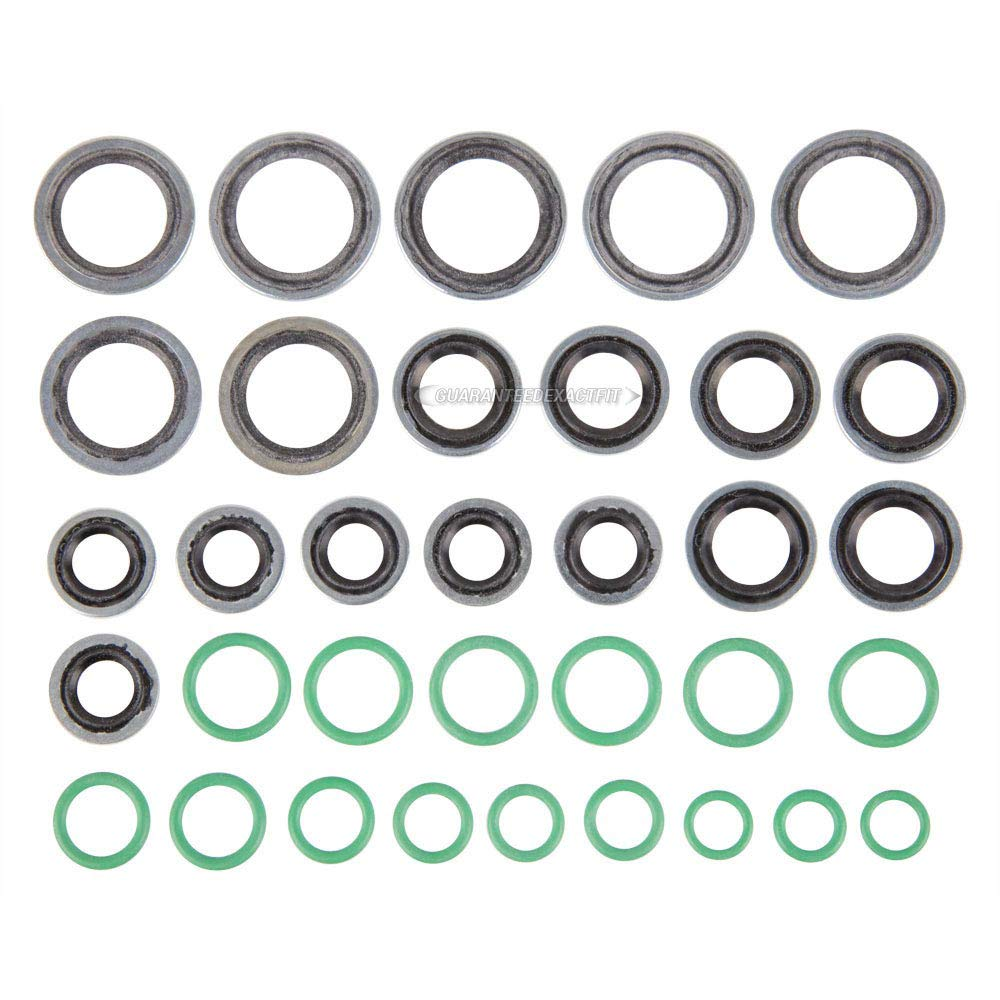 For Toyota 4Runner /& Tacoma AC Compressor w//A//C Repair Kit BuyAutoParts 60-85940RK New