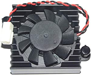 for DaHua DVR NVR VCR Motherboard BGA CPU Cooler Fan 5V,Box Fan 5V, Power Fan 12V Cooling Fan (Main Board Fan (Fan hot Plate))