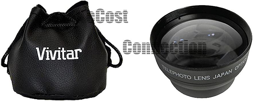 AF-S NIKKOR 24-85mm f//3.5-4.5G ED VR Lens and More Models AF-S NIKKOR 58mm f//1.4G Lens eCost Microfiber Cleaning Cloth Vivitar Pro Series 72mm 2.2x High Definition AF Telephoto Lens for Nikon AF-S DX NIKKOR 18-200mm f//3.5-5.6G ED VR II Zoom