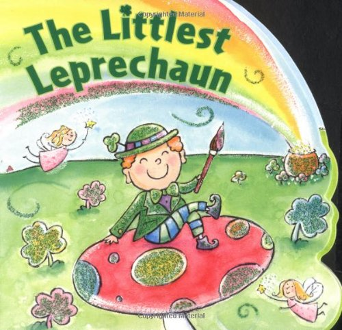 The Littlest Leprechaun (Board Book)