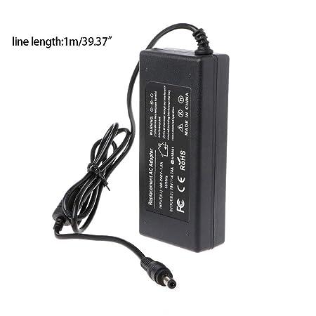 19V 4.74A 90W Cargador adaptador de corriente AC para ...