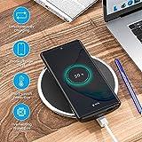 NEWDERY Galaxy Note 10 Plus Battery Case, 6000mAh