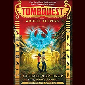 Amulet Keepers Audiobook
