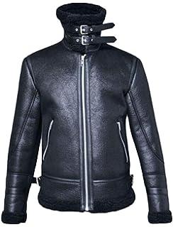 Fashion Mens Zipper Leather Jacket Winter Warm High Neck Fur Lined Lapel Coat Outwear Overcoat Plus Size