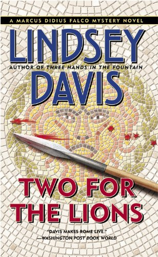 book cover of Two for the Lions