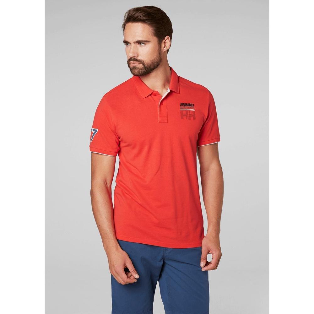 Helly Hansen Mens Hp Club2 Polo Shirt