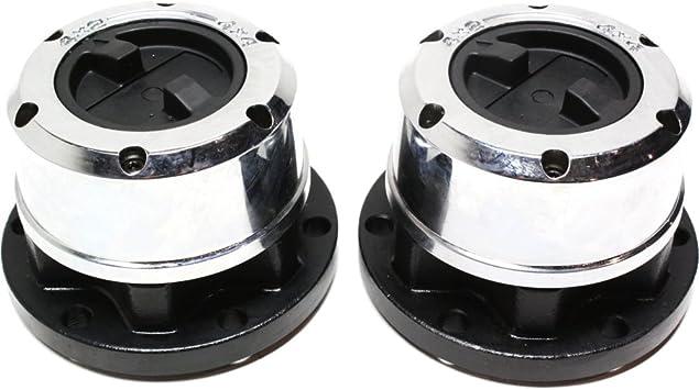 Qty2 High Performance Manual Locking Hub For Suzuki Vitara Sidekick X-90 Samurai