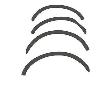 R.S.N. 704 para pintar rueda arcos, Fender tapacubos extensiones, para óxido: Amazon.es: Coche y moto
