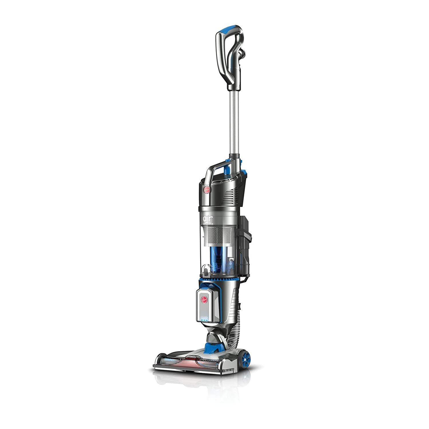 Hoover Air Cordless Upright Vacuum, Blue/Grey BH50199RPC
