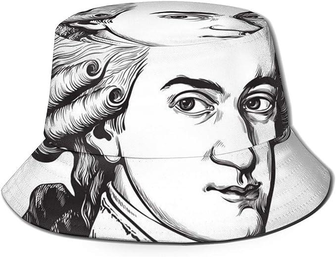 suixianhaimiaobaihuodian Wolfgang Amadeus Mozart Retrato Sombrero ...
