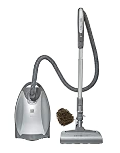 02021814 Kenmore 21814 Canister Vacuum, Bags Elite Pet & Allergy Friendly Crossover Cleaner (Complete Set) w/Bonus: Premium Microfiber Cleaner Bundle