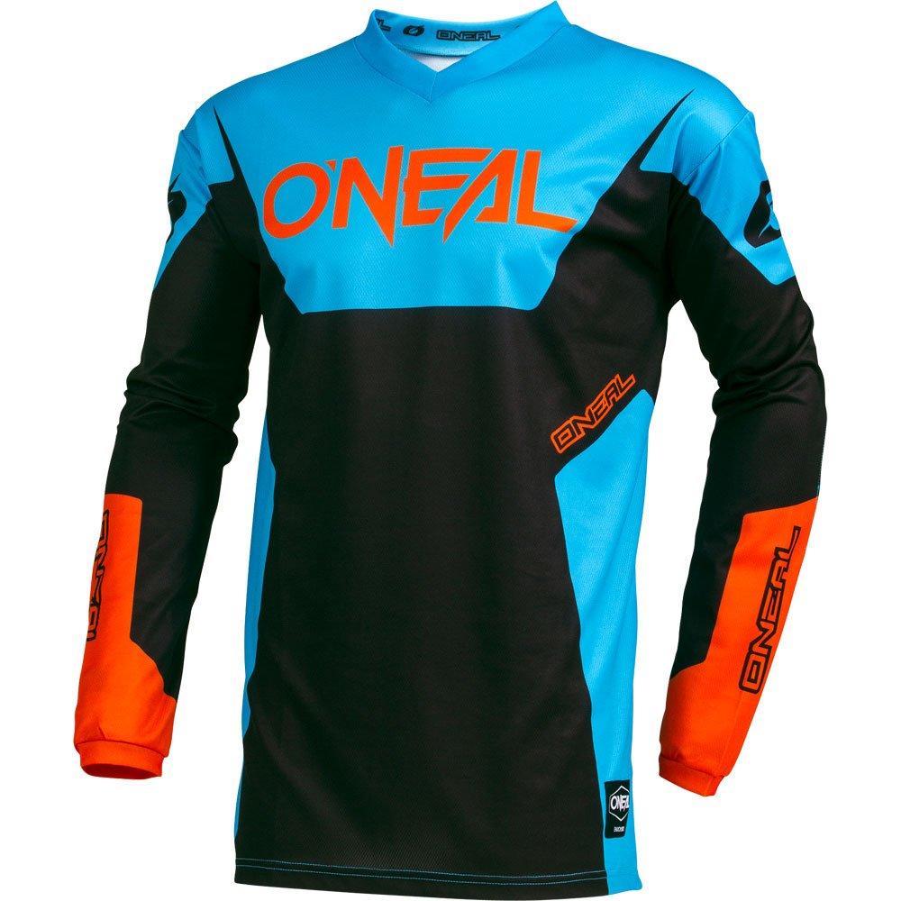 Pants W28 // Jersey Small ONeal Element Racewear Blue//Orange Adult motocross MX off-road dirt bike Jersey Pants combo riding gear set
