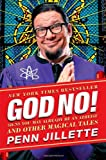 Book Cover for God, No!: Signs You May Already Be an Atheist and Other Magical Tales