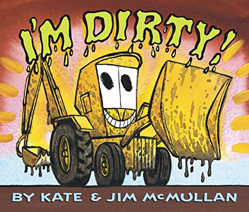 I'm Dirty! Board Book