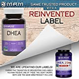 MRM DHEA Nutrition Supplements, 25 mg, 90 Count, Vegetarian Capsules, Packaging May Vary For Sale