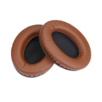 Brown Coffee Color Replacement Ear Pads Cushion For QC 15 QC2 QC15 Headphones