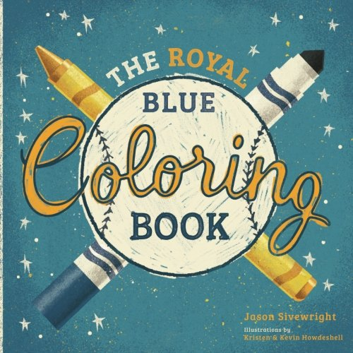 The Royal Blue Coloring Book