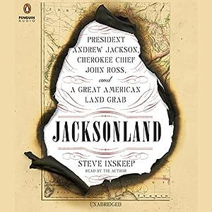 Jacksonland Audiobook