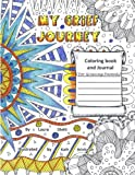 img - for My Grief Journey: Coloring Book and Journal (For Grieving Parents) book / textbook / text book