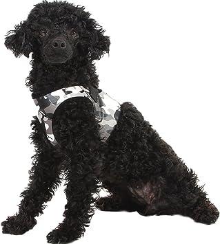 V-SOL Chaleco Arn/és de Perro Mascota Teddy Camuflaje