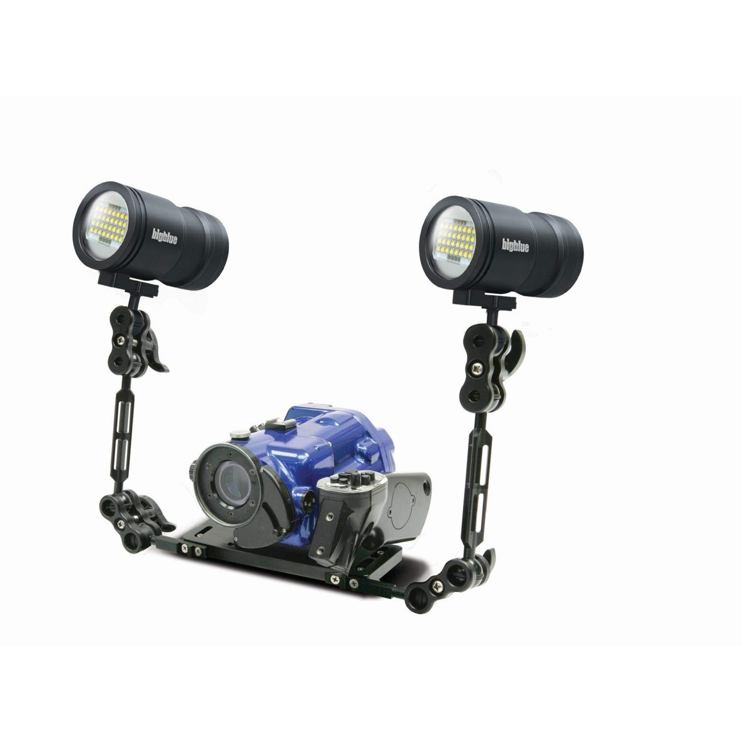 Bigblue VL15000P-TriColor - 15,000 Lumen Professional Video Light with 3 Color Modes by Bigblue (Image #4)