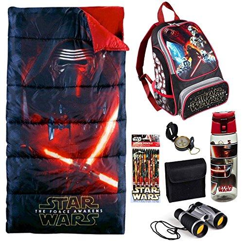 SW Star Wars The Force Awakens Bundle (Star Wars 17 Piece)