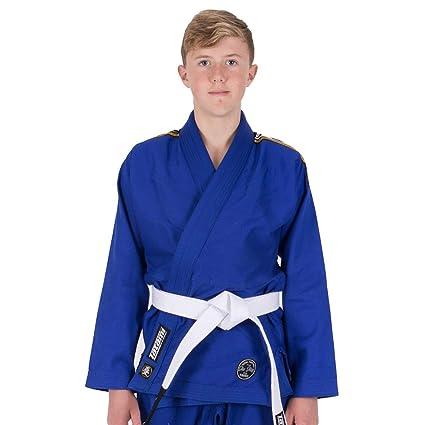 Tatami Azul Nova Absolute Ju Jitsu Niño BJJ Gi Traje - Azul ...