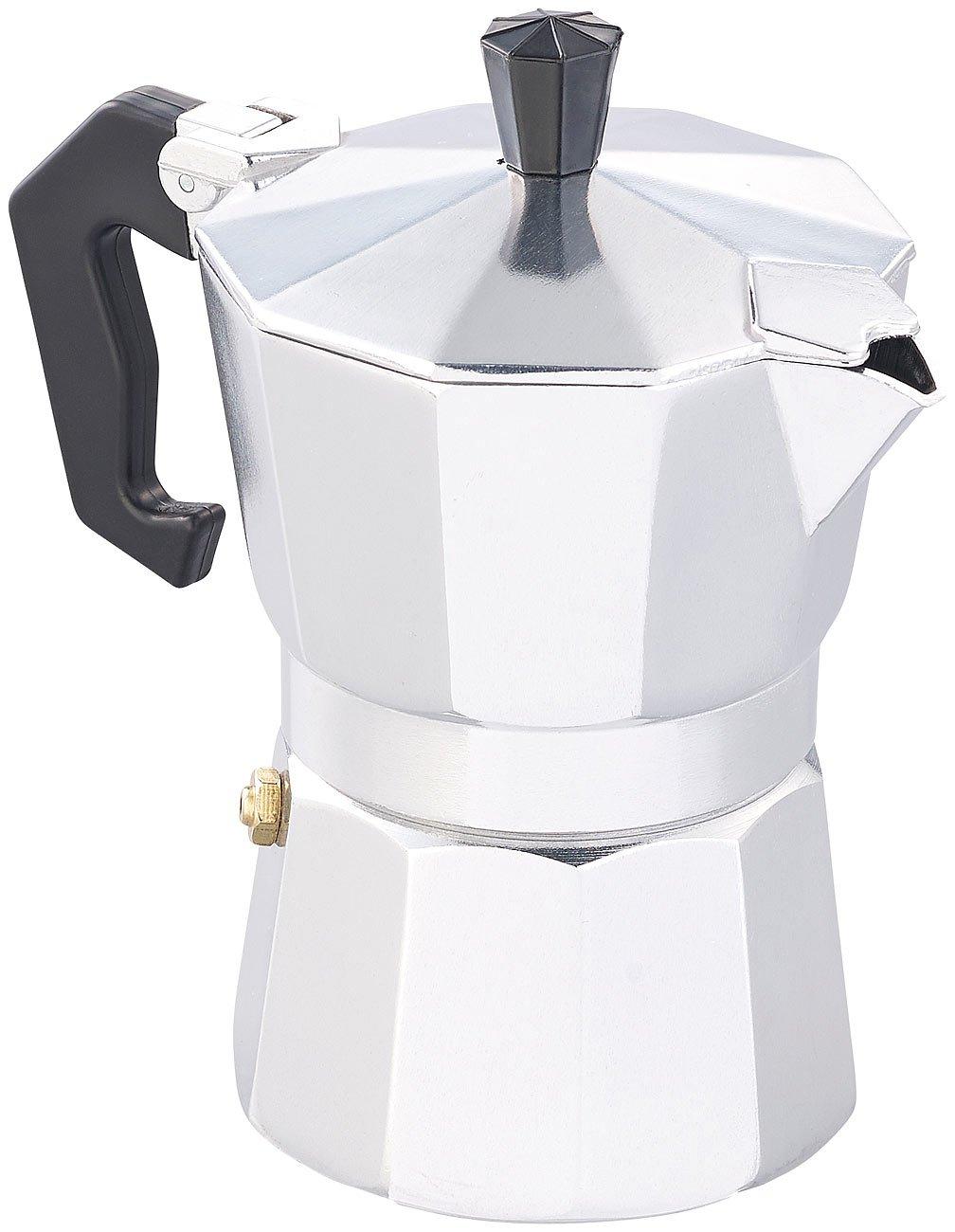 Cucina di Modena Espresso de eléctrica para 3 tazas, para ...