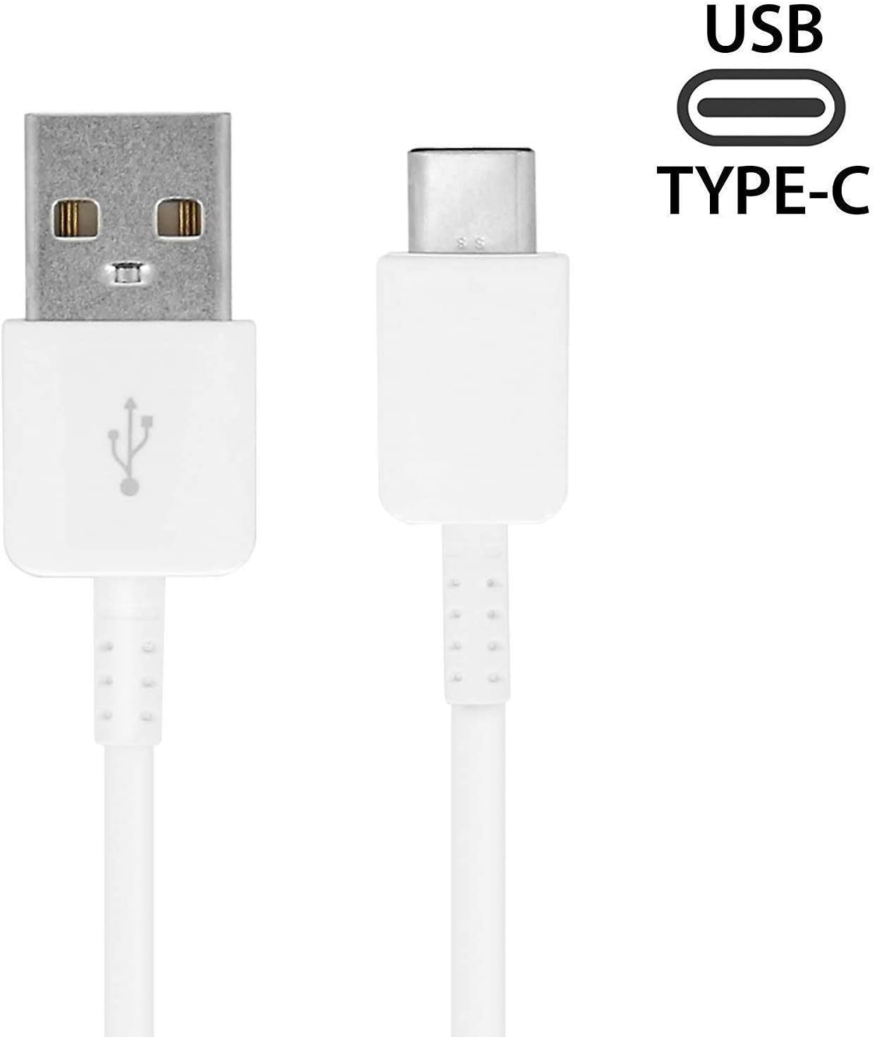 PRO USB-C Charging Transfer Cable for Samsung SM-G981U! White 3.3Ft