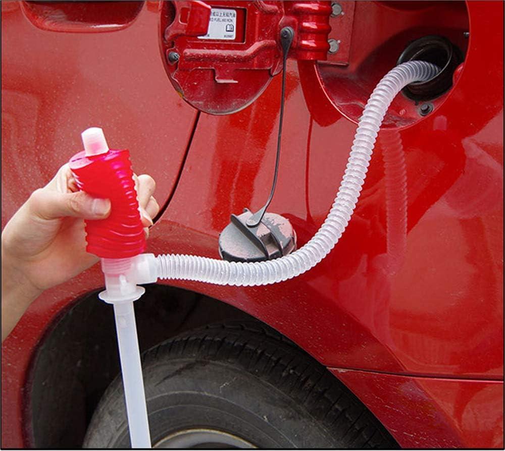 Kerosin Oder Chemikalien Auf Wasserbasis ZMXZMQ Handbetriebene Siphon-Fl/üssigkeitstransferpumpe F/ür Leichte /Öle