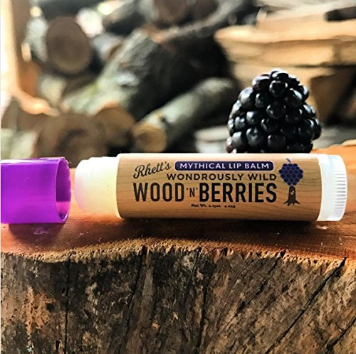 a74848d35a0ab Rhett s Wondrously Wild Wood N Berries Mythical Lip Balm - - Import It All