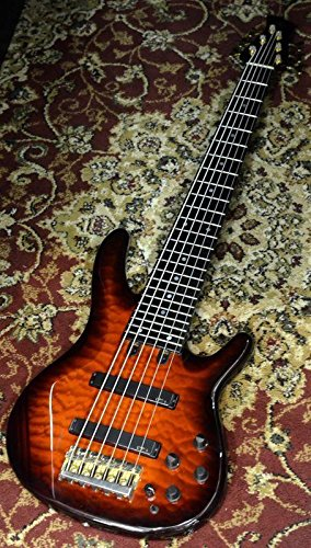 used yamaha trb custom 6 electric bass buy online in uae musical instruments products in. Black Bedroom Furniture Sets. Home Design Ideas