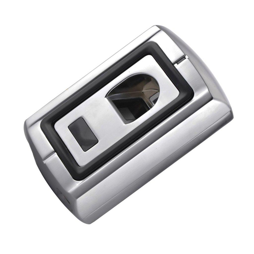 MagiDeal Metal Waterproof Fingerprint Access Control System IR Remote 120 Fingerprint