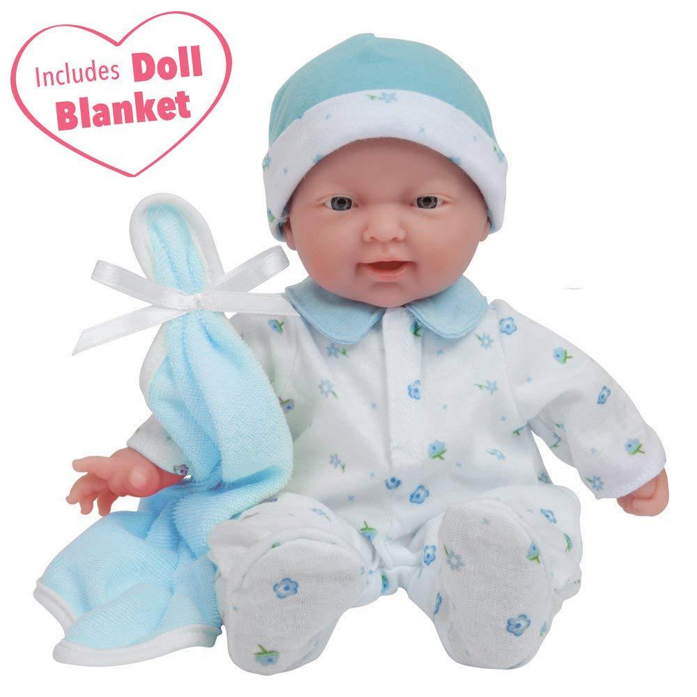 JC TOYS La Baby Spielpuppe für Kinder ab 18 Monaten, Monaten, Monaten, waschbar, weich, 27,9 cm 636aad