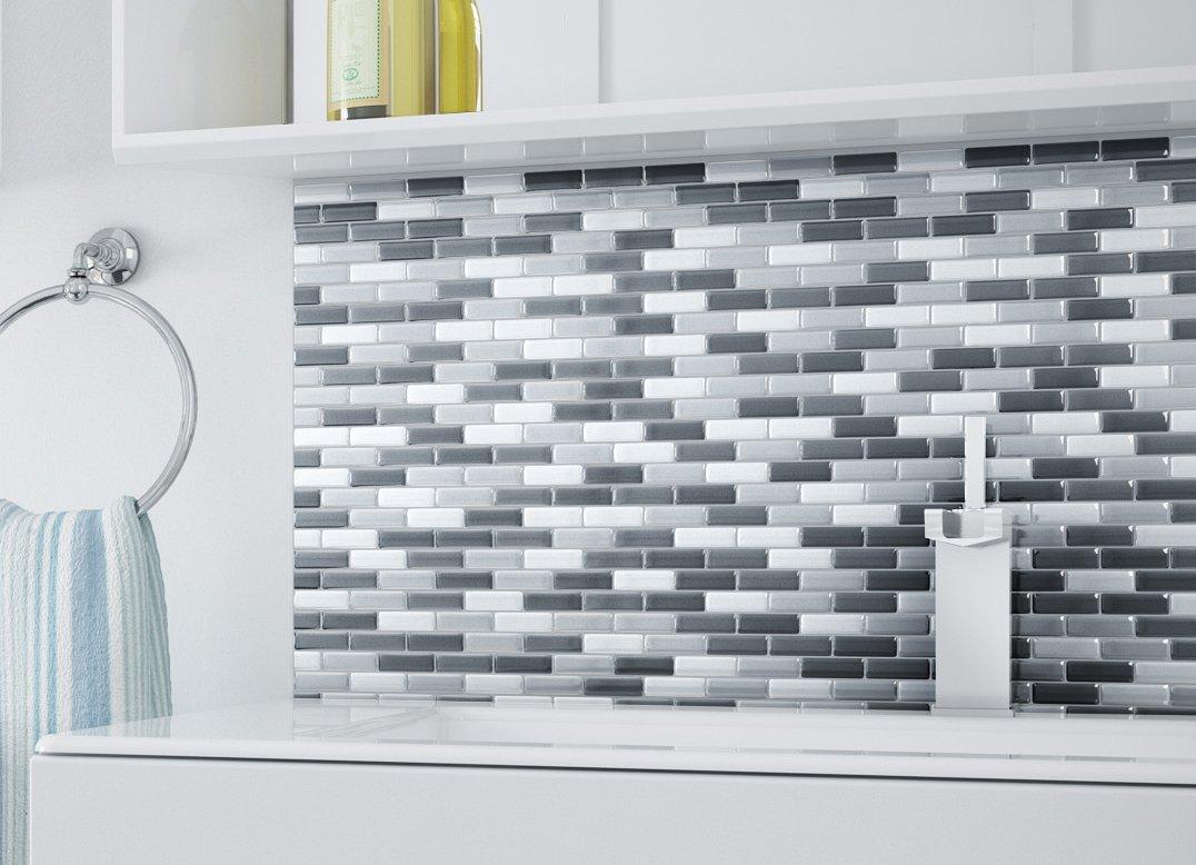 Peel and Stick Wall Tile: Amazon.ca