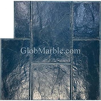 Stamped concrete. Pizarra piedra sello globmarble SM 3002 ...