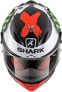 SHARK Helmets Race-R PRO Replica Lorenzo Monster Matte 2017