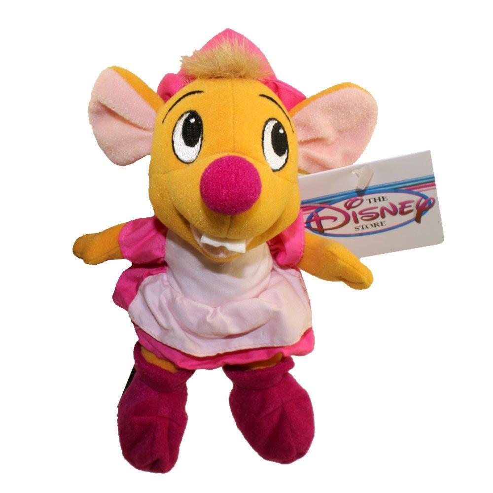 Disney Bean Bag Plush Cinderella Mouse Suzy