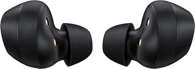 Samsung Galaxy Buds 2019, Bluetooth True Wireless Earbuds (Wireless Charging Case Included), Black - (International Version, No Warranty)
